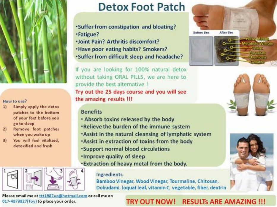 Buy Foot Patch