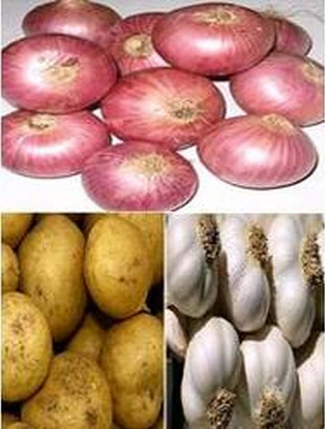 Buy Underground Grown Vegetables