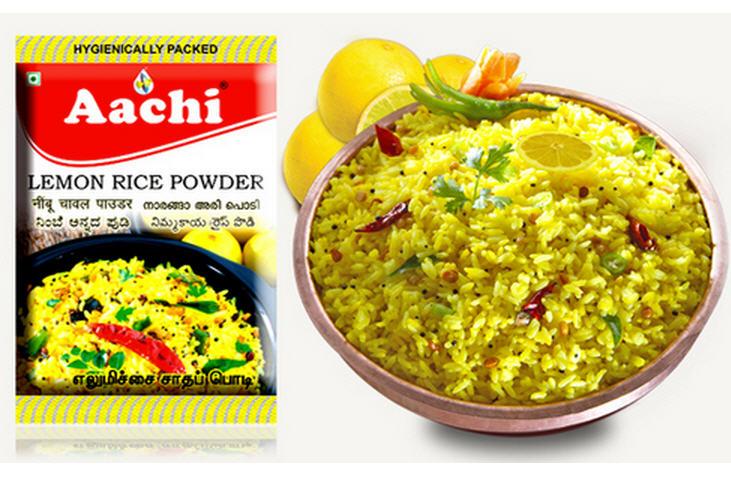 Buy Lemon Rice Powder