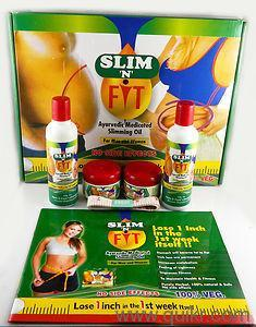 Buy SLIM FIT OIL