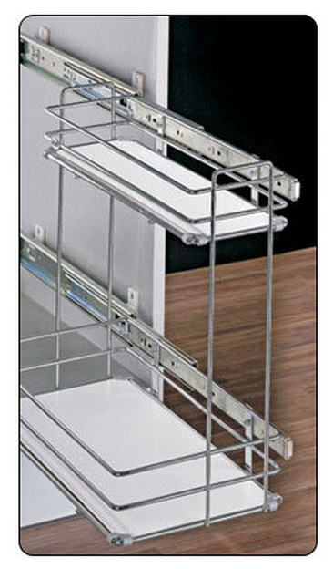 Buy Pull Out Detergent Rack