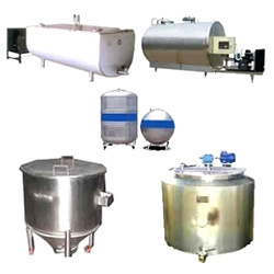 Buy Dairy Equipments Manufacturers