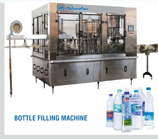 Buy Bottle Filling & Capping Machine