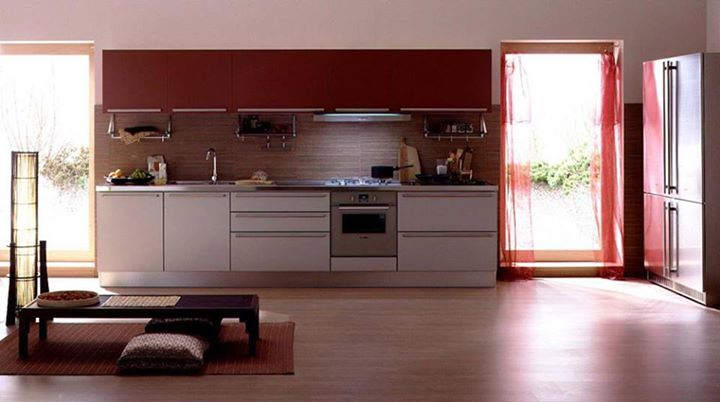 Buy Postform modular kitchens
