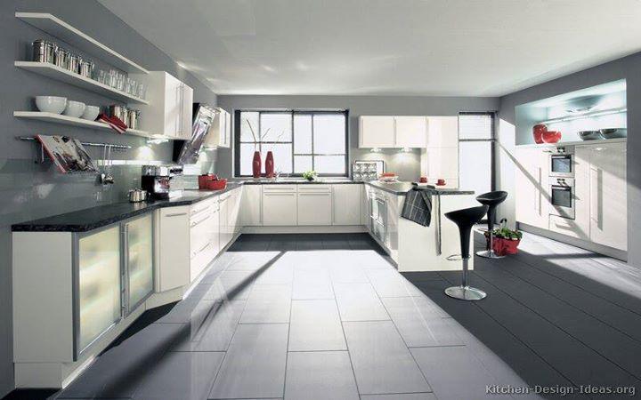 Buy P U modular kitchen