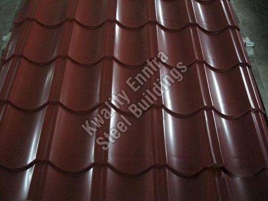 Buy Tile Profile Roofing Sheets