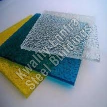 Buy Polycarbonate Embossed Sheets