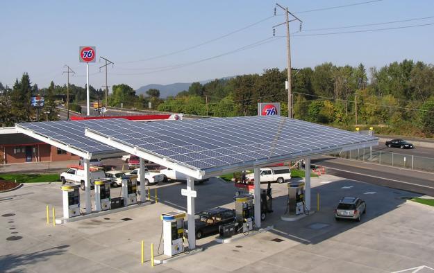 Buy Solar Powered Petrol Pump