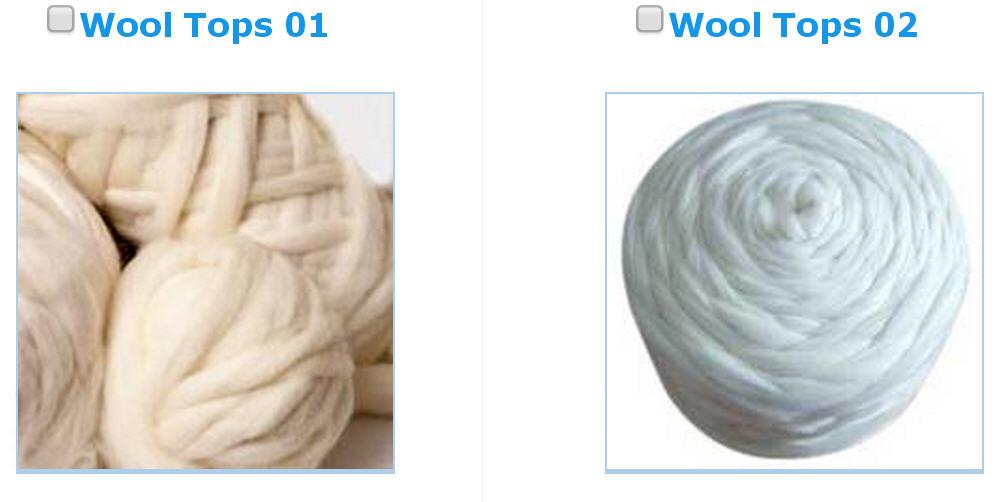 Buy Wool Tops