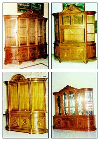 Teak Wood Indoor Furniture