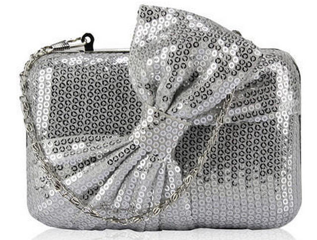 Buy Embellish Party Clutch Purse