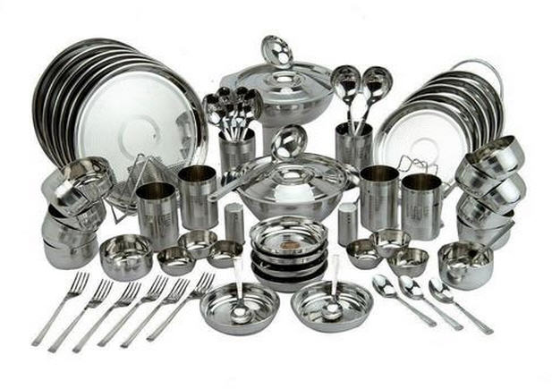 Buy Pcs Stainless Steel Pudding Set