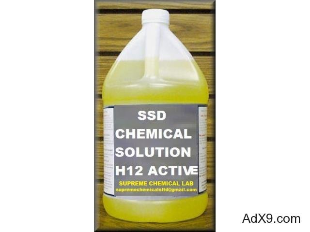 Buy Genuine ssd solution chemical for cleaning black money