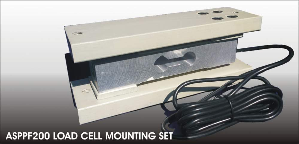 Load cell ASPPF200 Mounting Set