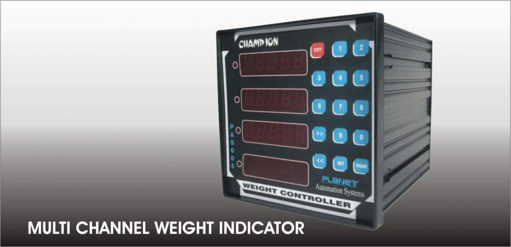 Buy Multi Channel Weight Indicator