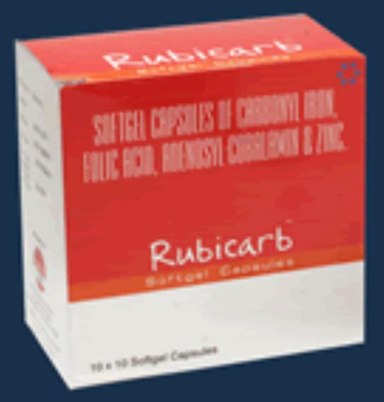 Buy Rubicarb Capsules