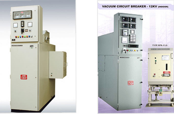 Buy Switchgear V C B Type ABSVO-12 (INDOOR)