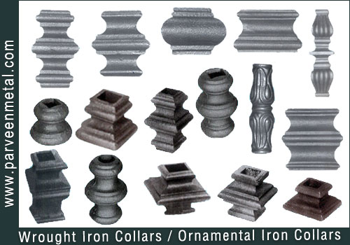Buy Ornamental iron components