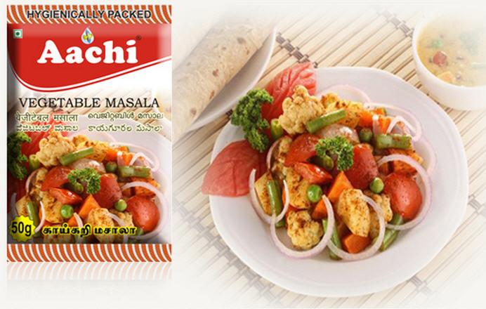 Buy Vegetable Masala