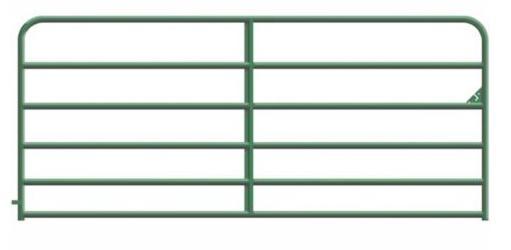 Buy Cattle Gates 6 Bars