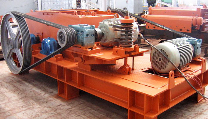 Buy Toothed Roll Crusher