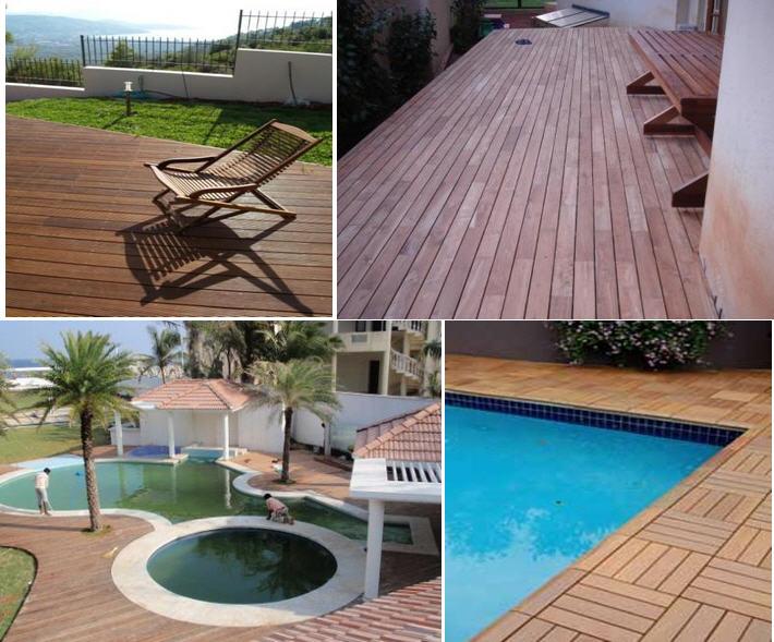 Buy Wooden Deck
