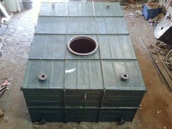 Buy FRP Acid Storage Tank