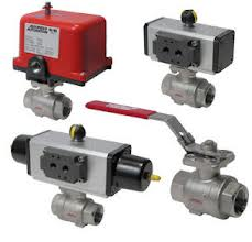 Buy Pneumatic Automation Ball Valves