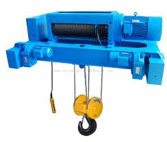 Buy Electric Wire Rope Hoists