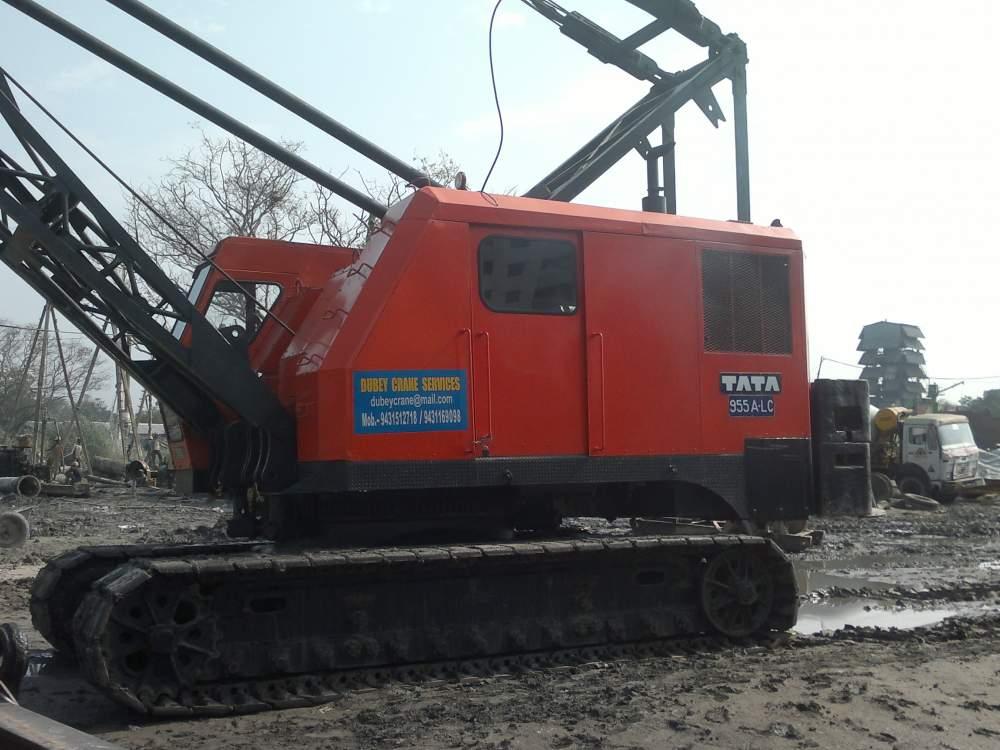 Buy TATA 955ALC Crawler Crane