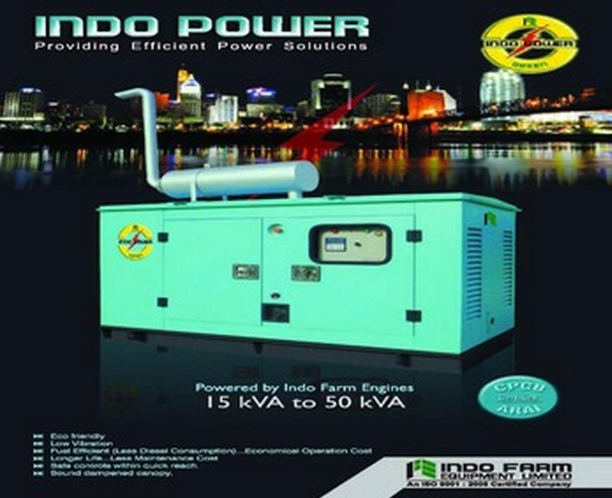 Buy Silent Diesel Generator