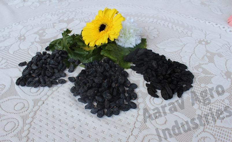 Buy Black Raisins - Arrav Agro Industries