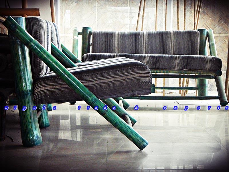 Buy Bamboo Sofa Set