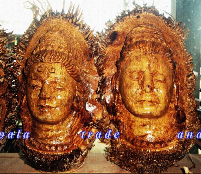 Buy Wooden Statues