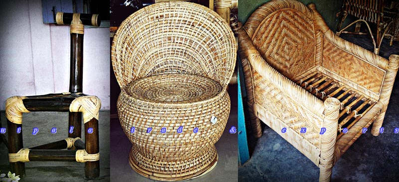 cane bamboo chairs buy in rangapara