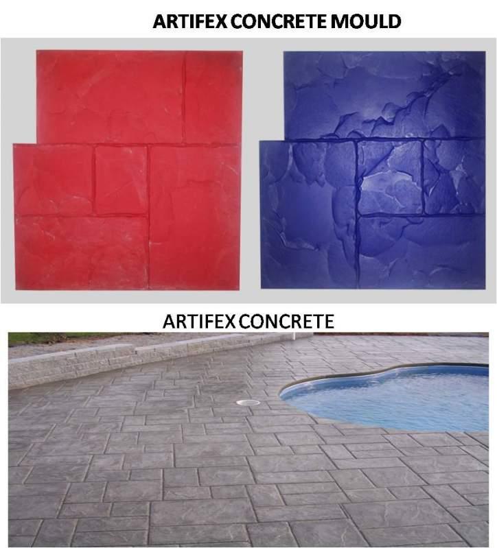 Buy Artifex Concrete Mould