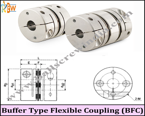 Buy Buffer Type Flexible Coupling (BFC)