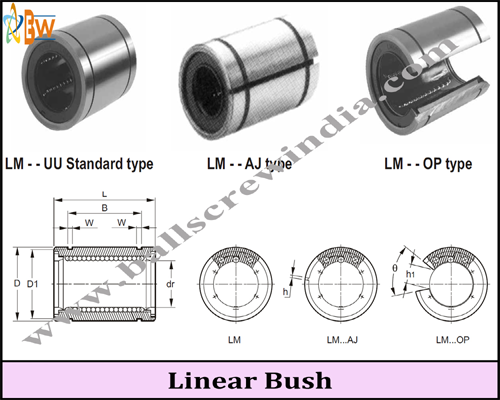 Buy Linear Bush