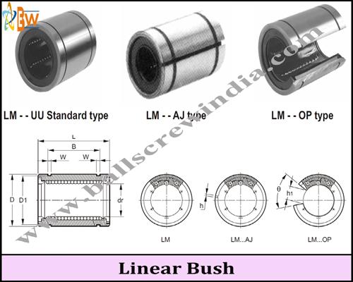 Buy Linear Bush