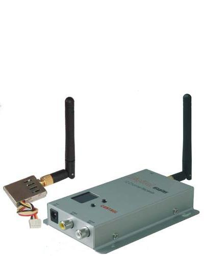 Buy Wireless Audio and Video Transmitter and Receiver set