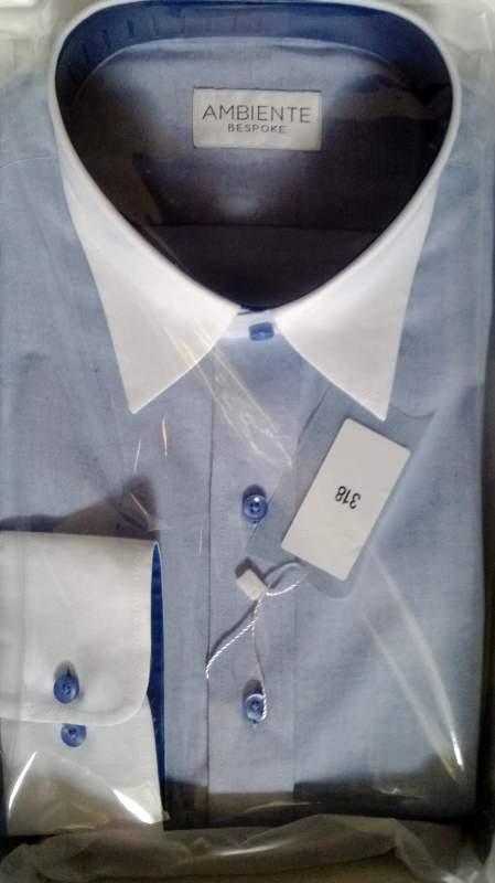 Buy Custom Tailored Men's Shirts