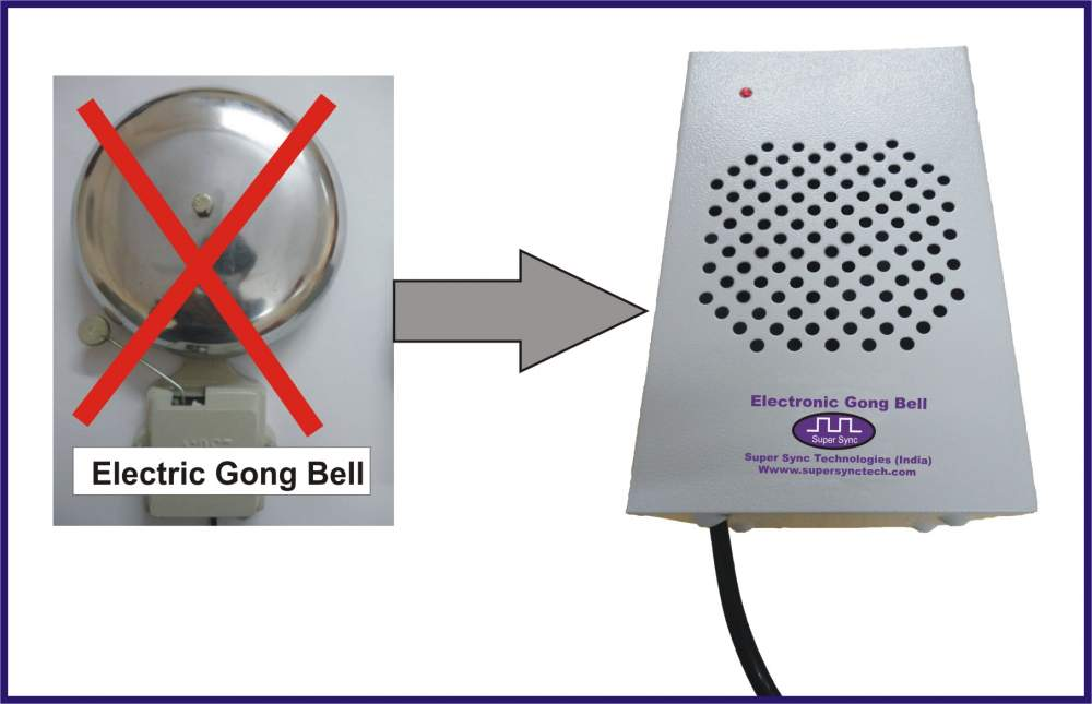 Electronic Gong Bell Buy In Jaipur