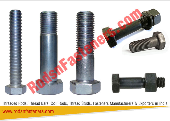 Buy Hex Bolts Fasteners