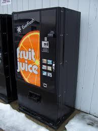Buy Juice Vending Machine