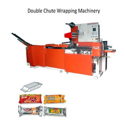 Buy Double Chute Wrapping Machine