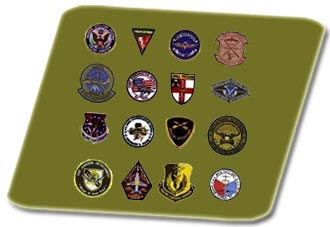 Buy Military Metal Badges