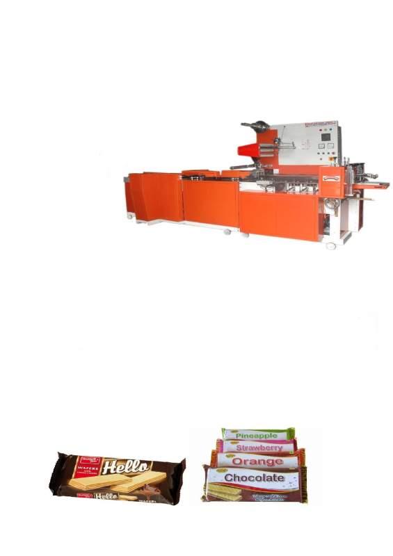 Buy Cream Wafer Biscuits Packing Machine