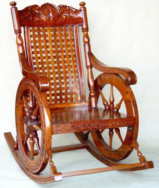 Enjoyable Wooden Rocking Chair Usha Handicrafts All Biz Ibusinesslaw Wood Chair Design Ideas Ibusinesslaworg