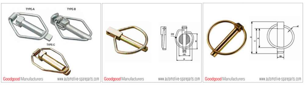 Buy Tractor Linkage Part-Lynch Pins