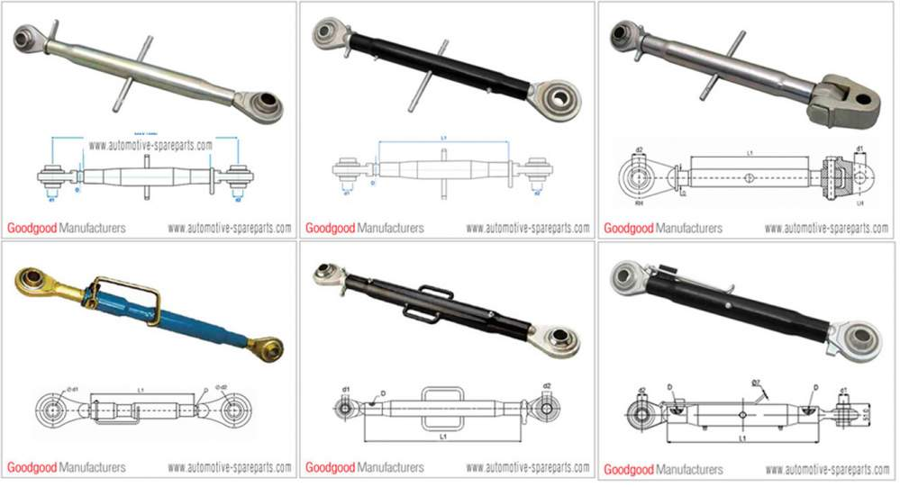 Buy Tractor Linkage Part-Top Linkage Assembly